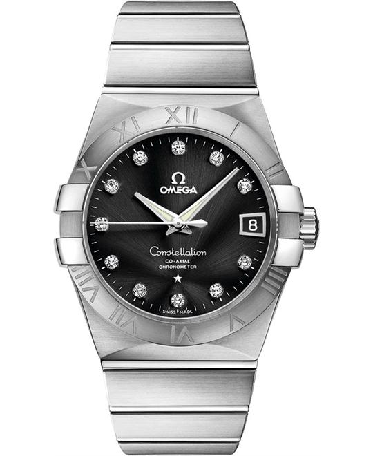 Omega Constellation Co-Axial Automatic 12310382151001 38mm