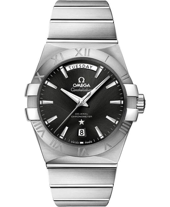 Omega Constellation Co-Axial Automatic Day Date 38mm