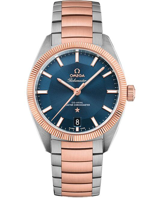 OMEGA CONSTELLATION GLOBEMASTER WATCH 130.20.39.21.03.001, 39MM