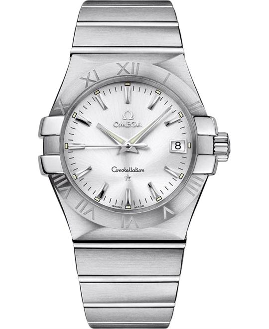 Omega Constellation 123.10.35.60.02.001 Quartz 35mm