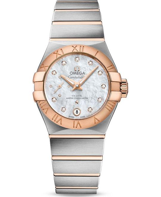 OMEGA Constellation  SMALL SECONDS Automatic Watch 27mm
