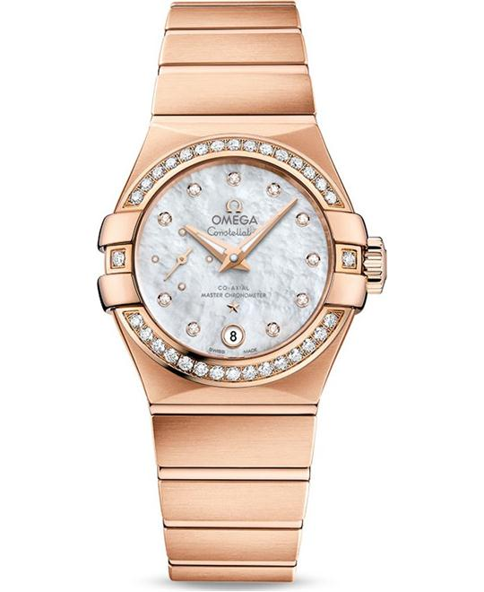 OMEGA Constellation SMALL SECONDS Ladies Watch 27mm