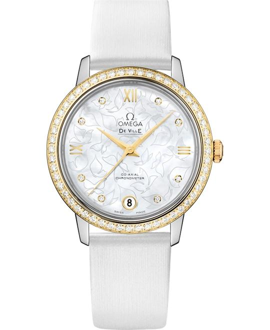 đồng hồ OMEGA De Ville 424.27.33.20.55.002 Butterfly Watch 32.7mm