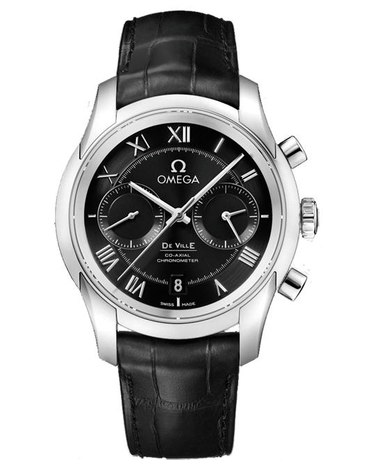 OMEGA DE VILLE CO-AXIAL CHRONOGRAPH 42 MM