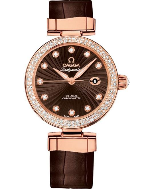 Omega De Ville 42568342063001 Ladymatic 34mm