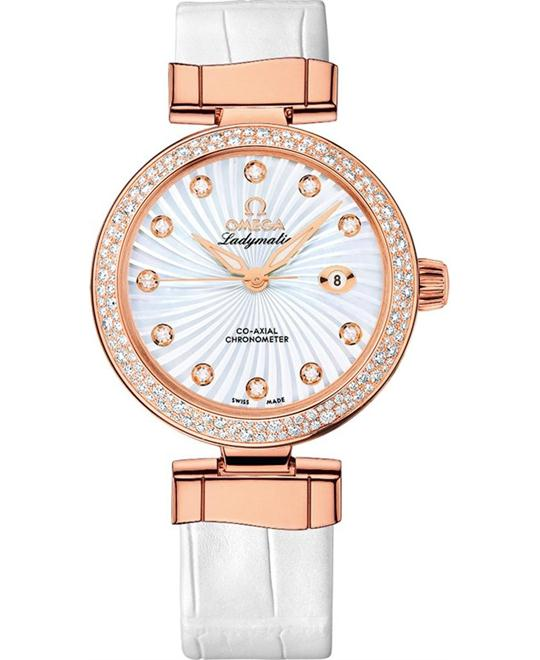 Omega De Ville 42568342055001 Ladymatic 34mm