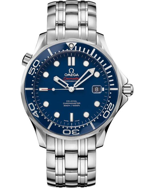 Bond Seamaster Diver 300 Automatic 212.30.41.20.03.001 Watch 41mm