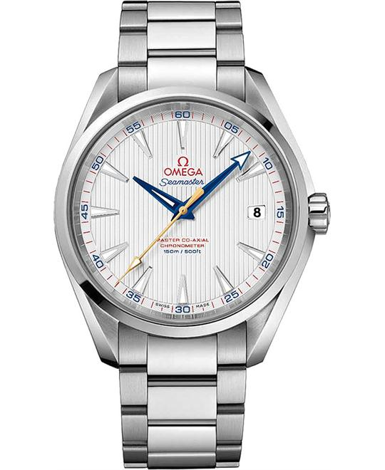 OMEGA Seamaster Automatic Silver Dial Men's Watches 41.5mm