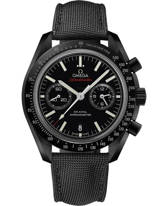 OMEGA Speedmaster  Fabric Men's Watch 44MM