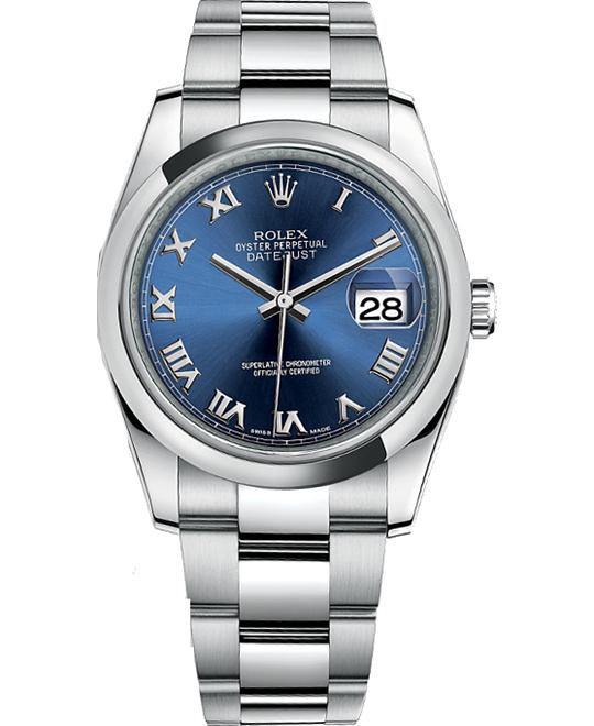 OYSTER PERPETUAL 116200 DATEJUST 36