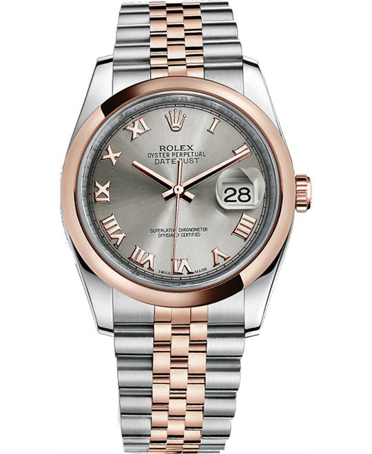 OYSTER PERPETUAL 116201 DATEJUST 36