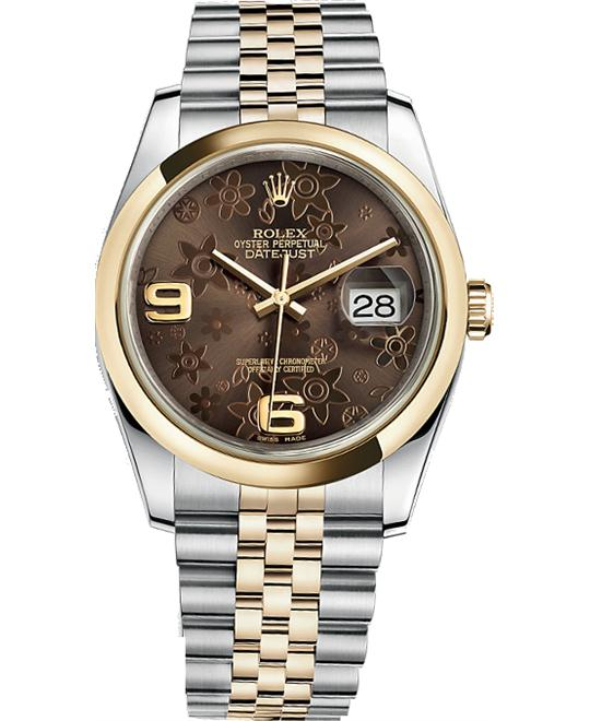 OYSTER PERPETUAL 116203 DATEJUST 36