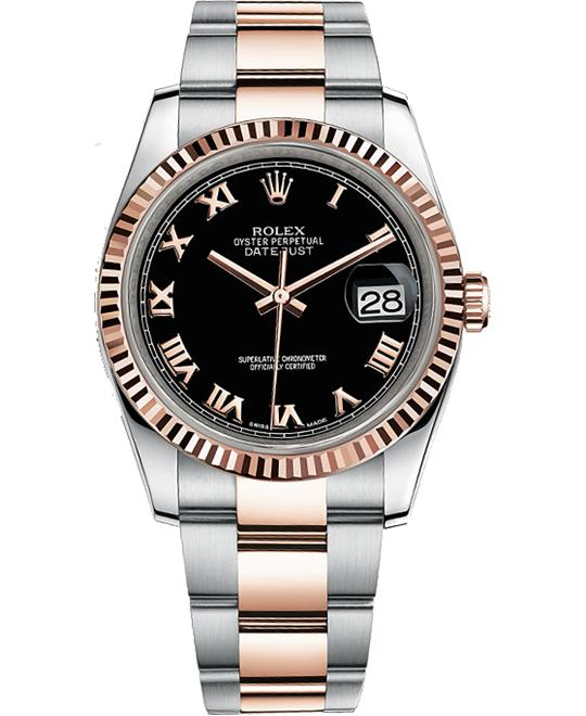 OYSTER PERPETUAL 116231 DATEJUST 36