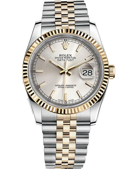 OYSTER PERPETUAL 116233 DATEJUST 36