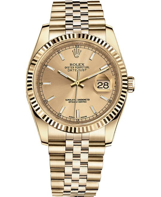 OYSTER PERPETUAL 116238  DATEJUST 36