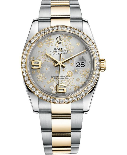 OYSTER PERPETUAL 116243 DATEJUST 36