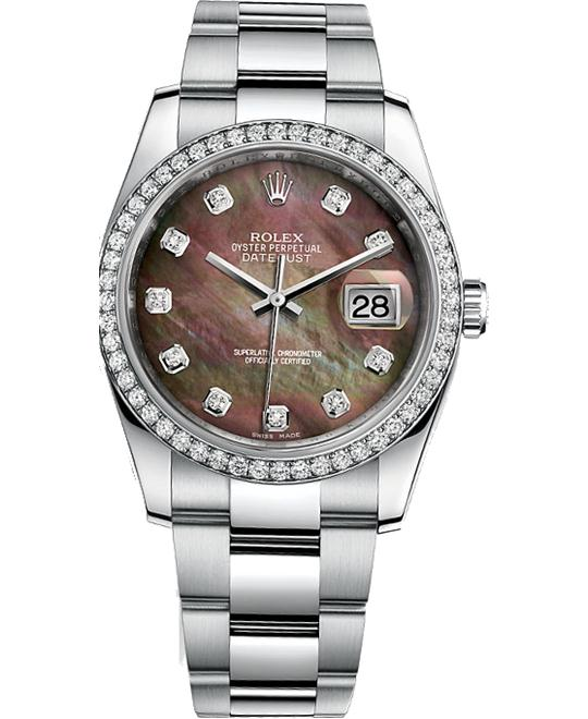 OYSTER PERPETUAL 116244 DATEJUST 36