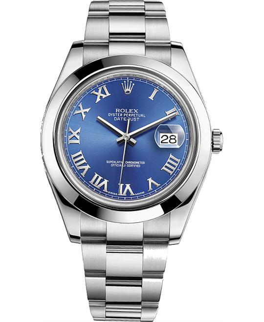 OYSTER PERPETUAL 116300 DATEJUST II 41