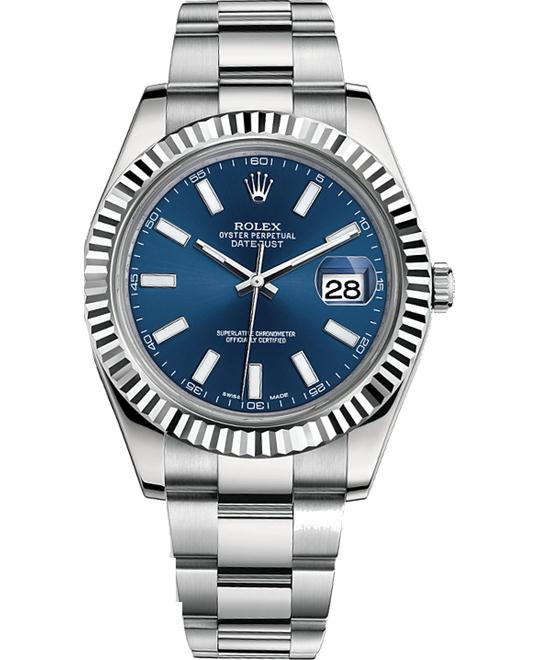OYSTER PERPETUAL 116334 DATEJUST II 41