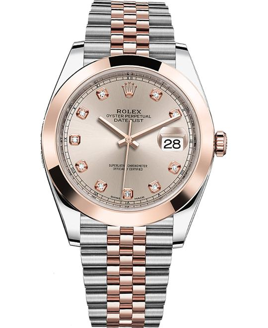 OYSTER PERPETUAL 126301 DATEJUST 41
