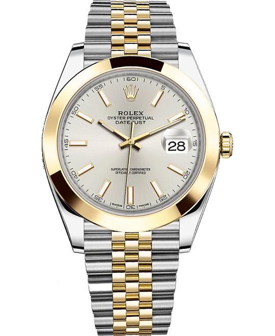OYSTER PERPETUAL 126303 DATEJUST 41