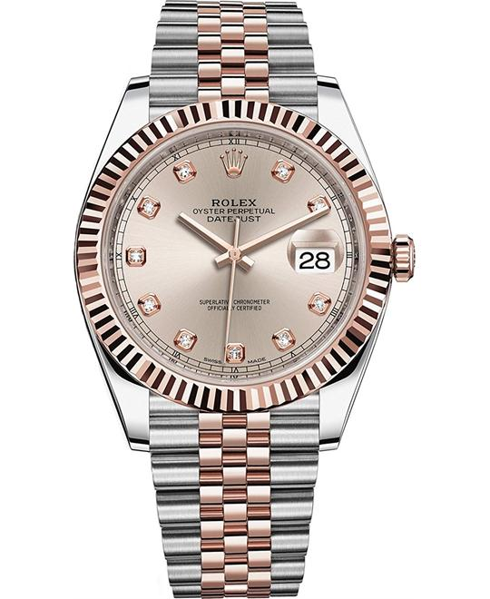 OYSTER PERPETUAL 126331 0008 DATEJUST 41