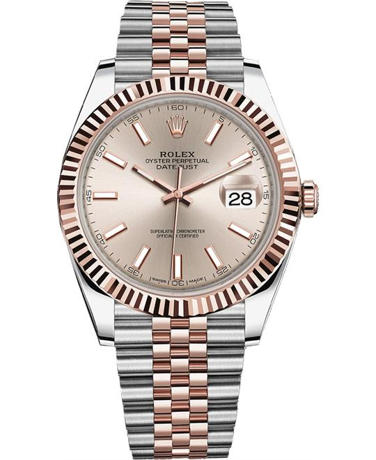 OYSTER PERPETUAL 126331 DATEJUST 41