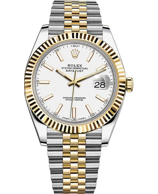 OYSTER PERPETUAL 126333  DATEJUST 41