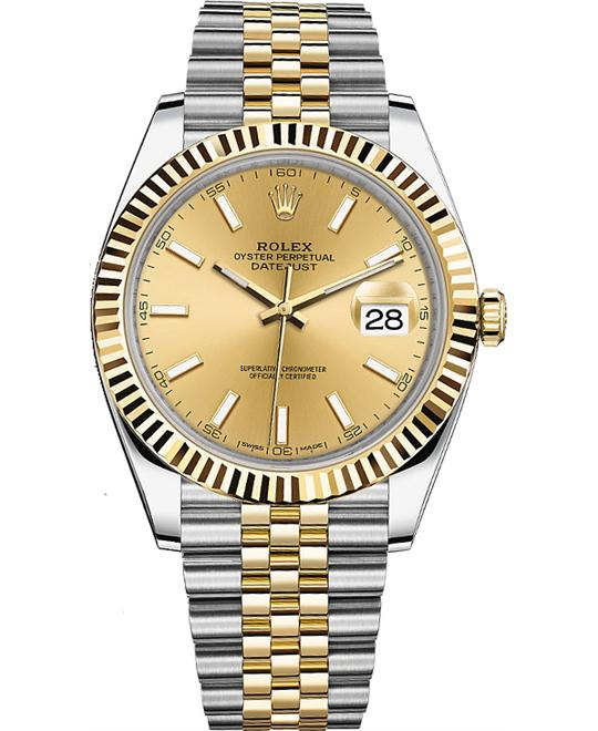 OYSTER PERPETUAL 126333 DATEJUST 41mm