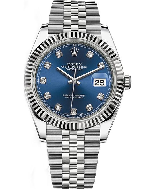 OYSTER PERPETUAL 126334 DATEJUST 41