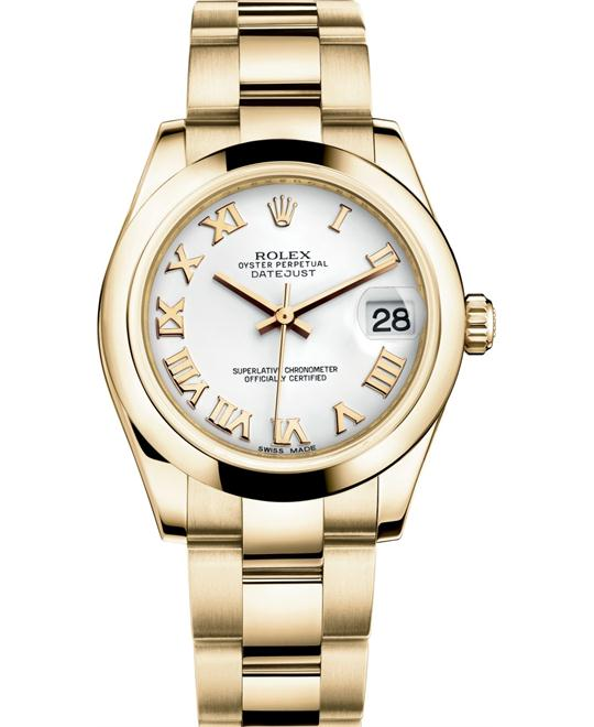OYSTER PERPETUAL 178248 DATEJUST 31