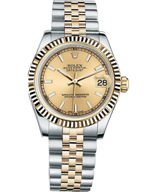 OYSTER PERPETUAL 178273 DATEJUST 31