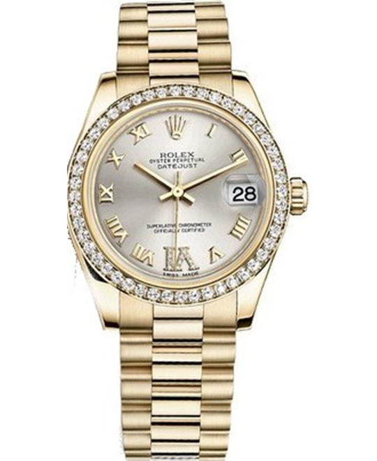 OYSTER PERPETUAL 178288 DATEJUST 31