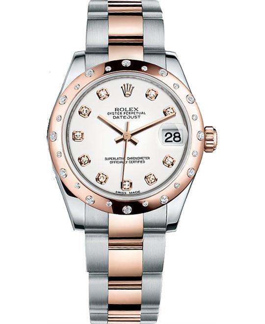 OYSTER PERPETUAL 178341 DATEJUST 31