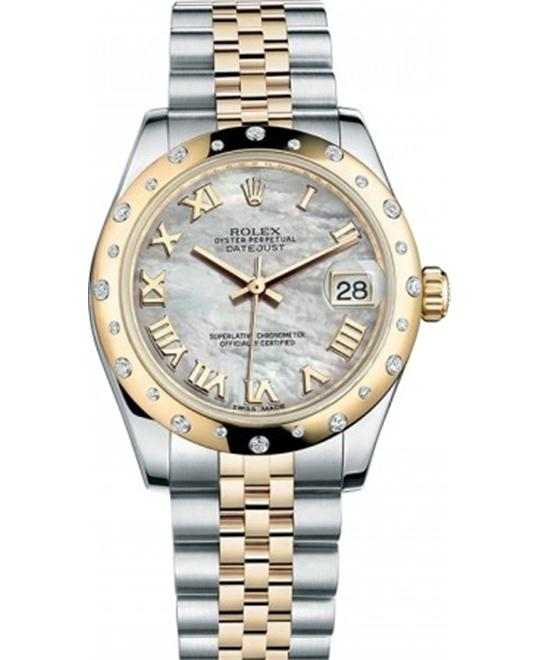 OYSTER PERPETUAL 178343 DATEJUST 31