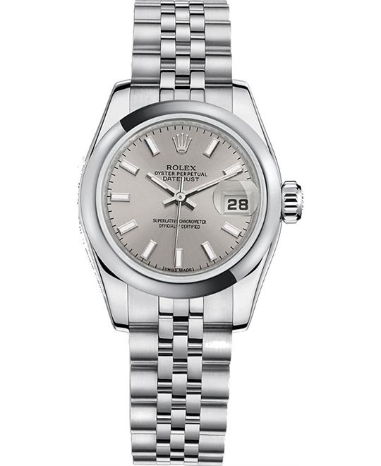 OYSTER PERPETUAL 179160 LADY-DATEJUST 26