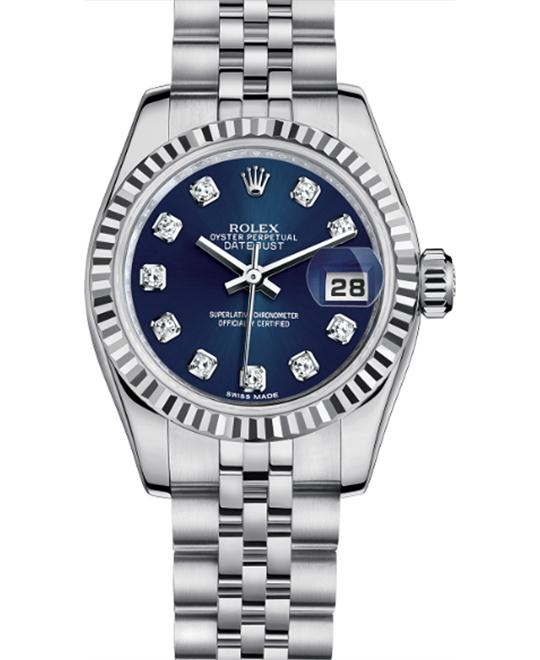 OYSTER PERPETUAL 179174 LADY-DATEJUST 26