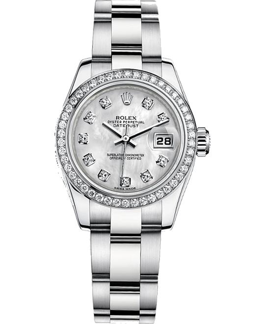 OYSTER PERPETUAL 179384 LADY-DATEJUST 26