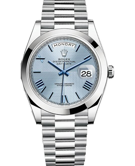 OYSTER PERPETUAL 228206 DAY-DATE 40