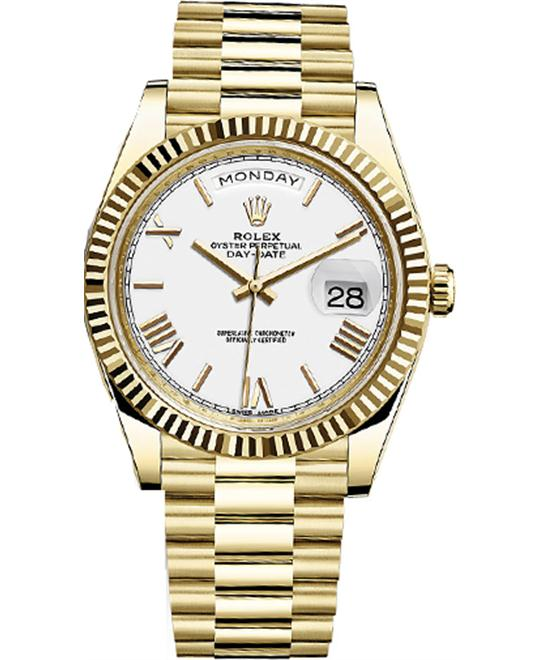 OYSTER PERPETUAL 228238-0042 DAY-DATE 40