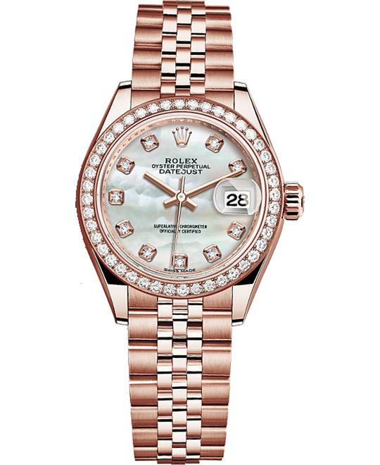 OYSTER PERPETUAL 279135RBR LADY-DATEJUST 28