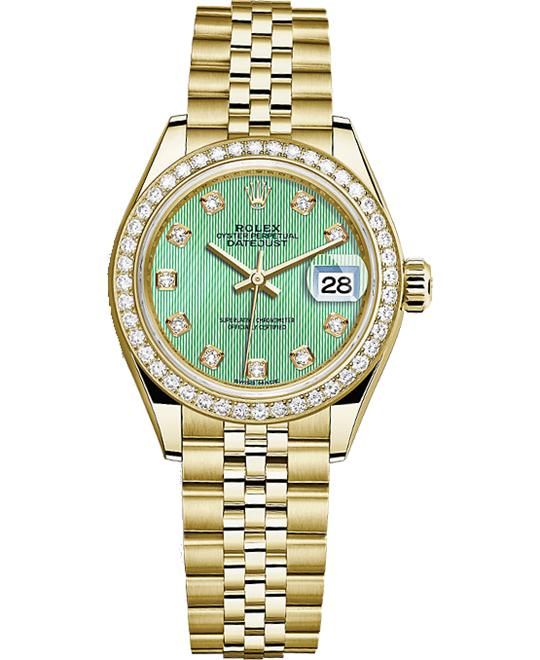 OYSTER PERPETUAL 279138RBR LADY-DATEJUST 28