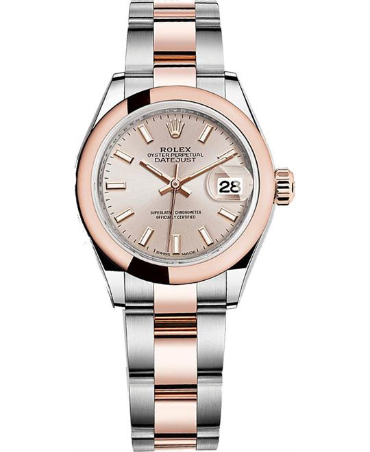 OYSTER PERPETUAL 279161 LADY-DATEJUST 28
