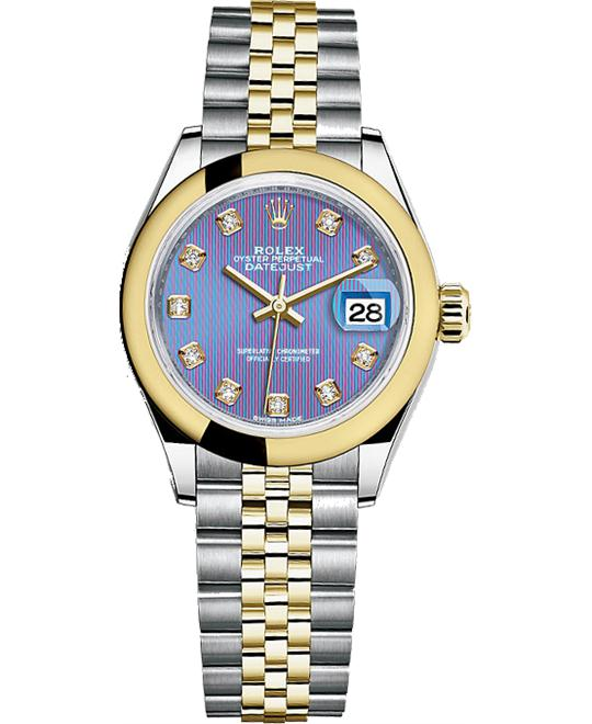 OYSTER PERPETUAL 279163 LADY-DATEJUST 28