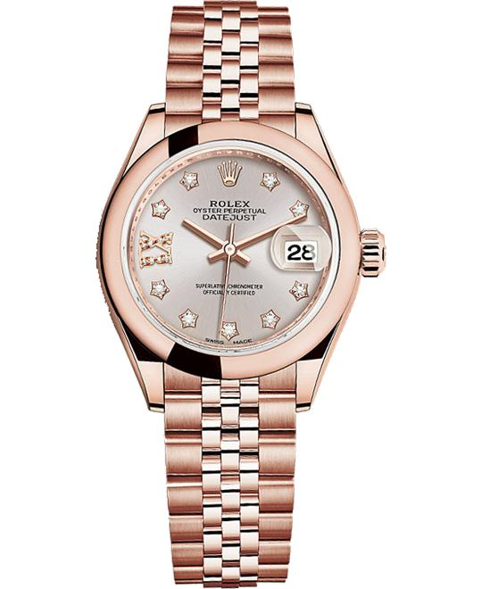 OYSTER PERPETUAL 279165 LADY-DATEJUST 28