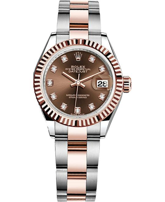 OYSTER PERPETUAL 279171 LADY-DATEJUST 28