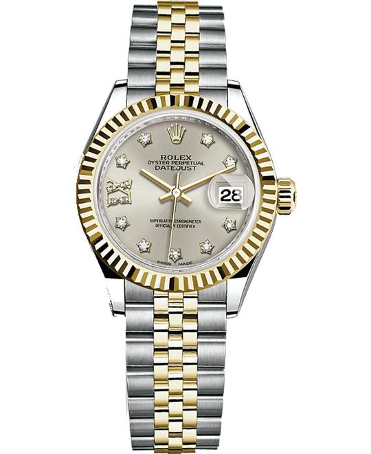 OYSTER PERPETUAL 279173 LADY-DATEJUST 28