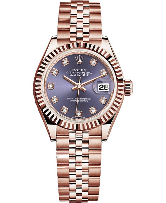 OYSTER PERPETUAL 279175 LADY-DATEJUST 28