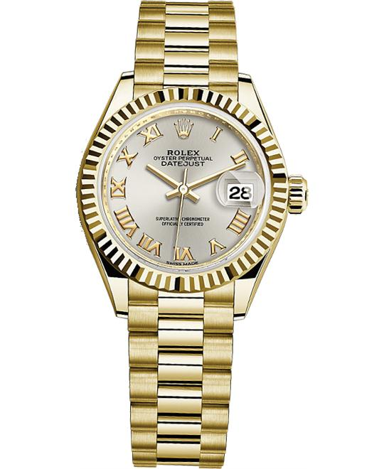 OYSTER PERPETUAL 279178 LADY-DATEJUST 28