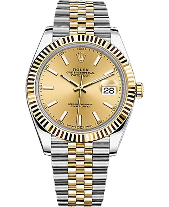 OYSTER PERPETUAL DATEJUST 126333 41mm
